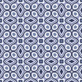 Geometric Retro Wallpaper Seamless Pattern Royalty Free Stock Images