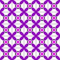 Geometric seamless pattern. Abstract vector background. Square w Royalty Free Stock Photo