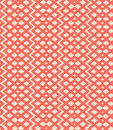 Geometric seamless pattern netting structure abstract Stock Photo