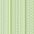 Geometric seamless pattern olive vintage Royalty Free Stock Photo
