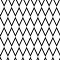 Geometric seamless pattern with rhombus. Vector illustration