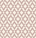 Geometric seamless pattern with scratches rhombic structure Royalty Free Stock Images