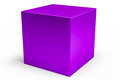 Geometric shapes cube Royalty Free Stock Photo
