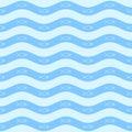 Geometric simple minimalistic vector marine pattern, fishes.