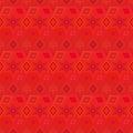 geometric star seamless pattern.Fashion graphic design.Vector illustration. Background design.Optical illusion 3D Modern stylish
