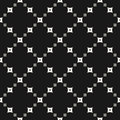 Geometric vector texture with small perforated squares