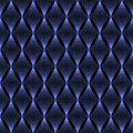 The geometric wave pattern. Seamless vector background