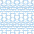 Geometric wave seamless pattern background great for textile or web page Royalty Free Stock Photography