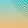 Geometric zigzag Line Gradient Background. Modern Abstract Pattern Eps10 Vector.