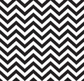 Geometric zigzag seamless pattern vector illustration Stock Photography