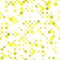 Geometrical abstract rounded square pattern - vector tiled mosaic background design Royalty Free Stock Photo