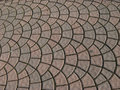 Geometrical Floor Royalty Free Stock Photo