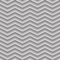 Geometrical Seamless Pattern waves on white background