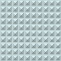 Geometry texture seamless made metal gypsum Royalty Free Stock Image