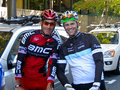 George Hincapie of BMC Team Stock Photography