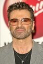 George michael store appearance his new cd patience virgin megastore los angeles ca Stock Images