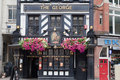 The George Pub London Royalty Free Stock Photo