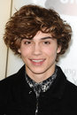 George shelley union j arrives for the samsung galaxy gear and galaxy note uk launch at the me hotel london picture by steve vas Stock Photo