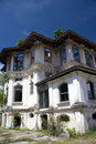 George Town Dilapidated Heritage Building Royalty Free Stock Photography