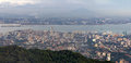 George Town Penang Malaysia Aerial View Royalty Free Stock Photo