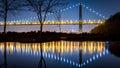 George Washington Bridge By Ni...