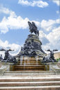 George Washington Fountain Royalty Free Stock Photo
