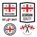 Georgia quality label set for goods