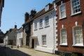 Georgian houses, Poole, Dorset