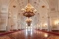 Georgievsky hall Royalty Free Stock Photos