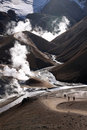 Geothermal activity - Iceland Royalty Free Stock Photos