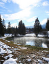 Geotermálny rybník