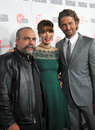 Gerard Butler, Michelle Monaghan, Sam Childers Royalty Free Stock Photo