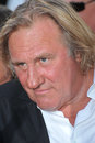 Gerard Depardieu Royalty Free Stock Photography
