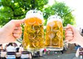German beer Royalty Free Stock Photo