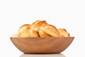German bread rolls bun Royalty Free Stock Photo