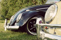 German Classic Car - Beetles Stock Photos