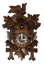 German Cuckoo Clock Royalty Free Stock Images