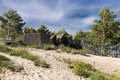 German fortifications Royalty Free Stock Photography