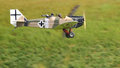 German junker historic aircraft ww world war one junkers flugzeug und motorenwerke ag was a ground attack landing cosford airfield Royalty Free Stock Images