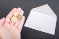 German Letter Postage