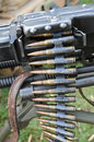 German machine gun mg world war two Stock Images