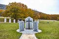 German military graves central part of in the crimea Stock Photography