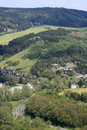 German scenery (Eifel) Stock Image