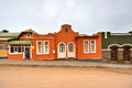 German Style Colonial Building - Luderitz, Namibia