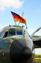 German Transall C-160 Stock Image