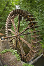 German water wheel Royalty Free Stock Photo