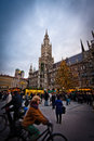 Germany, Bavaria, Munich Stock Photography