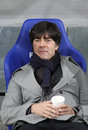 Germany national team head coach Joachim Low Royalty Free Stock Photography
