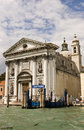 Gesuati Church, Venice, Italy Stock Photography