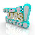Get Apps Here - Application Marketplace